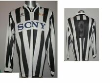 Rare 1995-97 Juventus L/S Shirt #9 Vialli Home Football Shirt Vintage Jersey XL