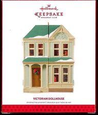2013 Hallmark Victorian Doll House KOC Kansas City Event Exclusive Limited Ed