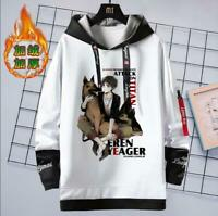Shingeki no Kyojin Attack on Titan Kapuzen Sweatshirt Hoodie pullover Pulli coat