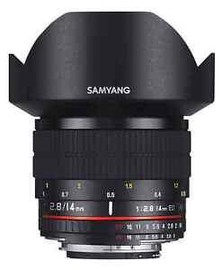 SAMYANG 14mm f/2.8 - Micro 4/3rds