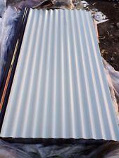 ColourBond roofing sheets off white    1.8- 4.8 L/M lengths $7.50 L/M Inc GST