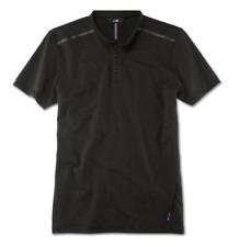 Genuine Brand New BMW M Sport Black Polo Shirt
