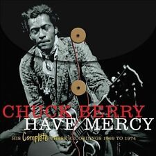 Have Mercy: His Complete Chess Recordings, 1969-1974, Chuck Berry, Good Box set,