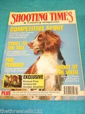 SHOOTING TIMES - MUNTJAC - JAN 12 1995