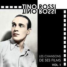 CD Tino Rossi - Les chansons de ses films : Volume 1 / IMPORT