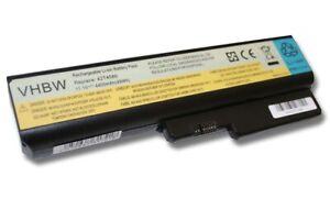 original vhbw® Akku 4.4Ah für IBM Lenovo 3000 G555 3000 N500 3000 N500 4233 3000