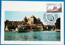 ANNECY    FRANCE  CPA Carte Postale Maximum  Yt 1935 C