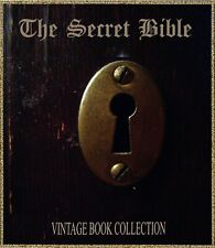 THE BIBLE SECRETS & BANNED BOOKS on DVD - LOST FORBIDDEN CHRISTIAN MYSTERY 32