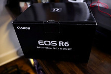Brand New Canon EOS R6 (body only)