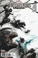Venomverse Comic Issue 1 War Stories Limited Variant Modern Age First Print 2017