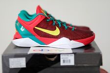 2012 Nike Zoom Kobe VII YEAR OF THE DRAGON Size 9 supreme red x yotd 7 8 viii 10