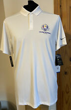 """Nike Golf Dry Victory """"Ryder Cup"""" Polo Shirt (891881 100) Size XXL New"""