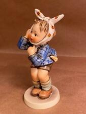 Goebel Boy With Toothache Tm5 Figurine Germany Great Condition No Box