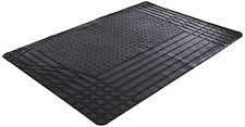 Black Heavy Duty Rubber Boot Mat Liner for MG ZT 01-04