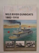 Osprey New Vanguard 239 - Nile River Gunboats 1882–1918