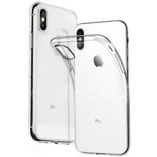 CLEAR silicone Case For iPhone 11 Pro Max XR X XS Max 7 8 Plus Cover Shockproof