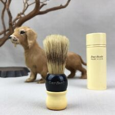 Ever Ready Vintage Travel Shaving Brush in Storage Case Ever-Ready