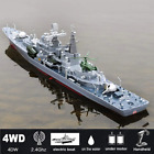 1:275 Scale 31Inch Large Remote Controlled Warship Battleship RC Ship On Lakes