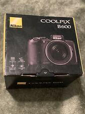 🔥New Nikon Coolpix B600 Point & Shoot Camera - Black In Hand Ships Today!🔥