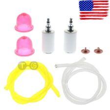 Primer Bulb Fuel Filter Line Hose for Craftsman 358794761 358794762 358794763