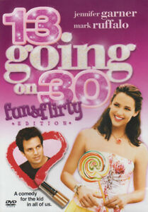 13 Going on 30 (Fun and Flirty Edition) New DVD
