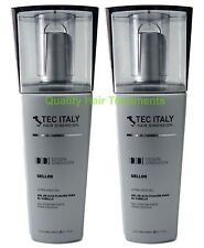 2 QTY Tec Italy Hair Dimension Final Touch Gellini Ultra Hold Gel 10.1 oz