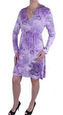 Jette Joop Damen Kleid Violett Gr. 38