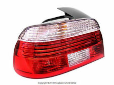 BMW E39 M5 (2000-2003) Taillight w/ White Turn Signal LEFT (Driver Side) OEM