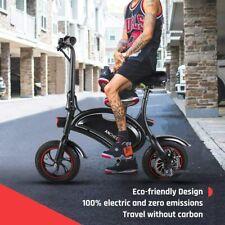 12'' Electric Bike Folding Bicycle City Commuter E-Bike 350W And 36V Li-Battery.