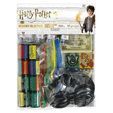HARRY POTTER Mascots Favor Pack Birthday Party Supplies ~ 48pc Toys Hogwarts