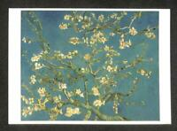 LUCKYPIGEON Vincent Van Gogh Blooming Almondbranch Netherlands Postcard (C1605)