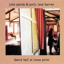 Dance Hall at Louse Point by John Parish/PJ Harvey (CD, Sep-1996, Island (Label))