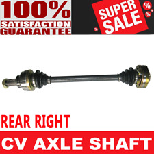 For BMW 525i 528i 530i RWD 97-03 Pair of Rear CV Axle Shaft Assies SurTrack Set