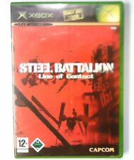 Steel Battalion: Line of Contact (Microsoft Xbox) Boxed & Complete - PAL