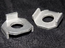 Schwinn NOS bicycle bike front axle cone tabbed lock washer part # 30 108