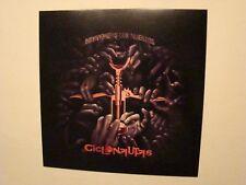 Ciclonautas – Bienvenidos Los Muertos  - LP VINYL