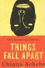 Things Fall Apart by Chinua Achebe (1988, Hardcover)