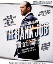 THE BANK JOB Movie POSTER 27x40 E Jason Statham Saffron Burrows Daniel Mays