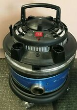 FILTER QUEEN 360 MOTOR TANK & CASTERS CLEANED TUNED TESTED NEW FILTER & CHARCOAL