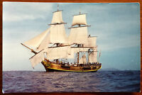 Full-sized Replica of the Bounty, Whangarei, New Zealand. Post Card