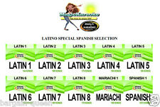ET28KH MAGIC SING KARAOKE MIC ALL SPANISH SONG CHIP FOR 2015 ET28KH ONLY