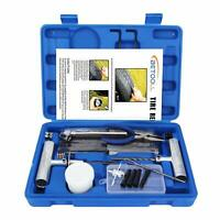 Tire Repair Kit for Car, Motorcycle, ATV, Jeep, Truck, Tractor Flat Tire Repair
