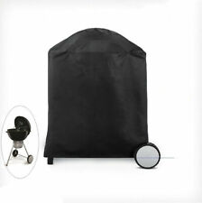 Kettle Round BBQ Barbecue Cover Waterproof 50-70cm 85x70cm UV Fix-hole Durable