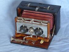 Stereokamera L'Indiscrete von Dumont franz. 6x13 von 1903
