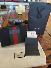 GUCCI BLACK BELT BAG