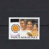 PNG431) Papua New Guinea 1994 Overprint National Census 1990 MUH