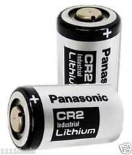 Panasonic CR2 Industrial Lithium Battery DL-CR2 Photo EXP 2028 2 Batteries