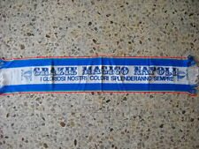 d22 sciarpa SSC NAPOLI FC football club calcio scarf bufanda italia italy