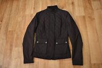 GENUINE Women's BELSTAFF Silver LABEL QUILTED Jacket size 42