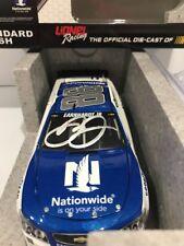 2017 Dale Earnhardt AUTOGRAPHED Nationwide final season primary paint scheme